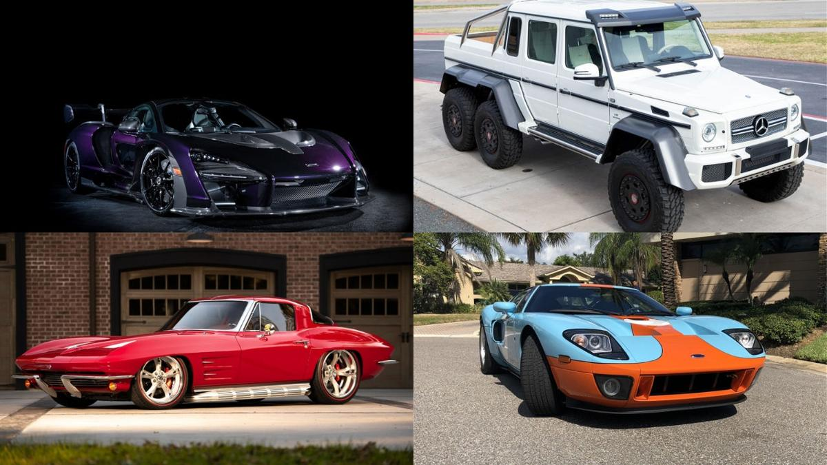Top 10 Most Expensive Cars >> Slideshow Top 10 Most Expensive Cars Sold At Scottsdale S