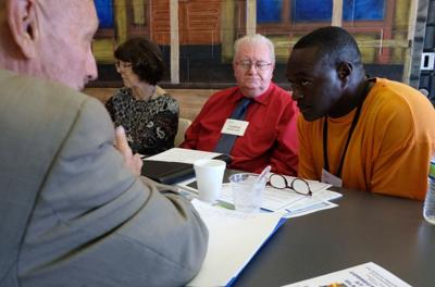 Arizona Town Hall looks to prison inmates for crime solutions