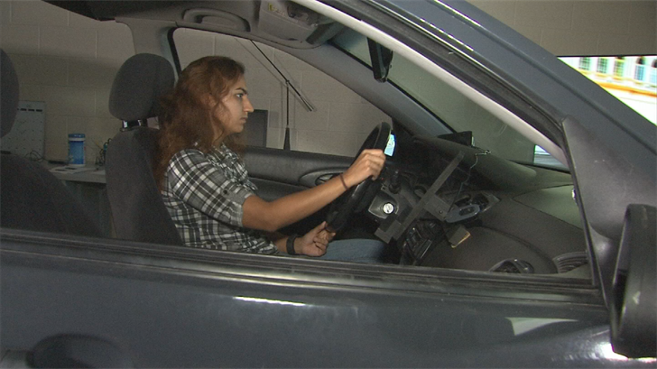 ASU professor aims to put brakes on distracted driving with artificial intelligence