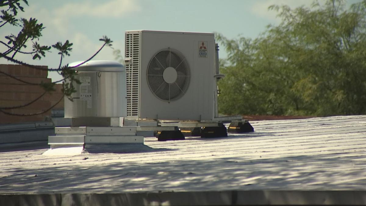 Schools complain about red tape for AC replacement