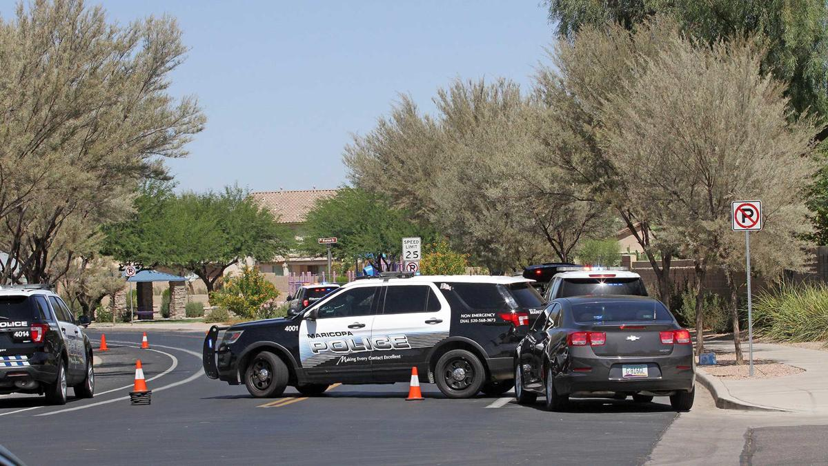 Police investigating murder-suicide at home in Maricopa