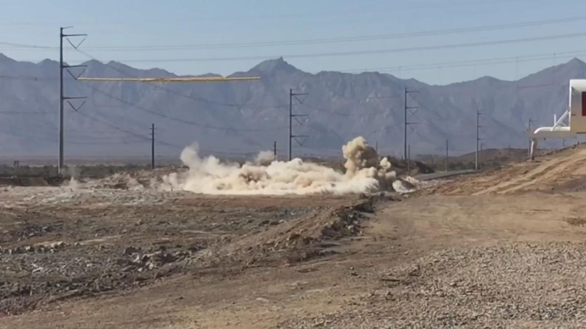 Ahwatukee homeowners feel the impact of explosions during Loop 202 freeway construction