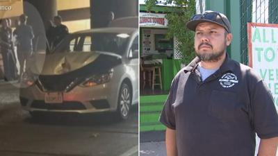 Tow-truck driver: Man whose illegally parked car caused Sky Harbor incident was 'embarrassed' & 'scared'