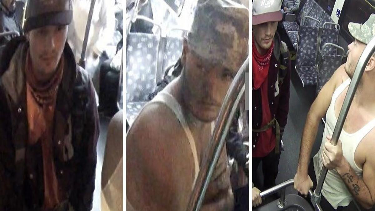 Phoenix police looking for assault suspects