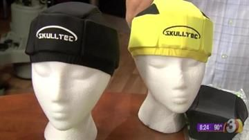 Concussion prevention: Arizona man's invention could be game-changer