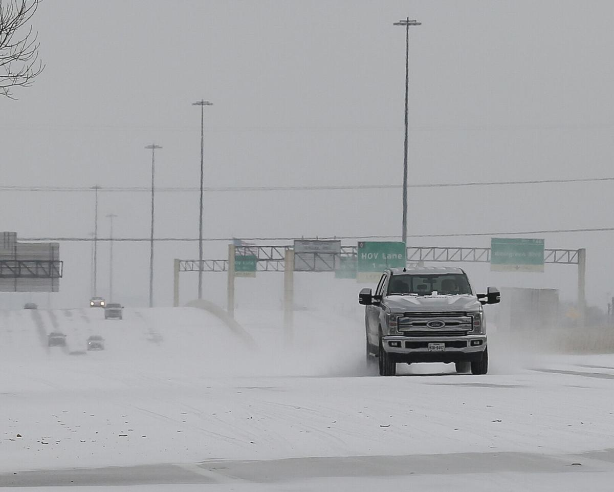 Millions are still without power as forecast calls for more ice and frigid temperatures in hardest-hit states