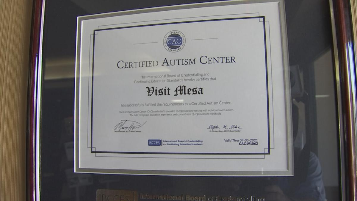 Visit Mesa Catering To Parents With Kids On Autism Spectrum