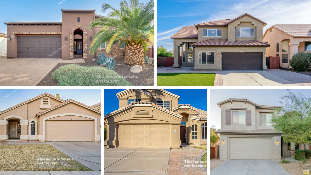 PHOTOS: 5 dreamy homes under $450K in the Phoenix-area
