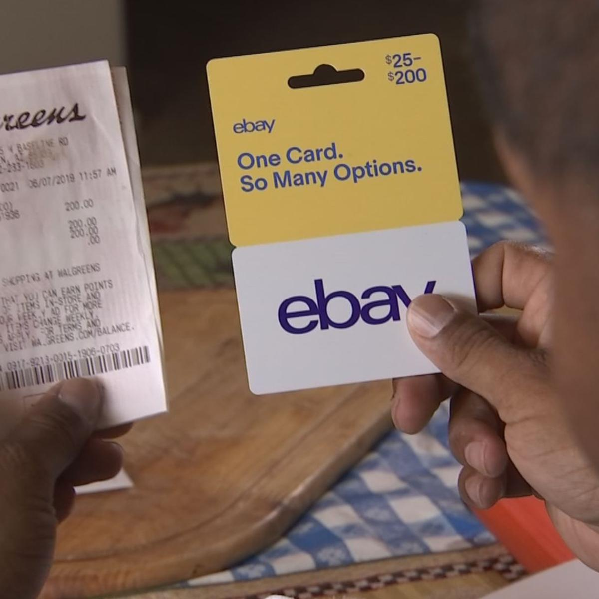 Phoenix Man Says Beware Of Gift Cards 3 On Your Side Azfamily Com