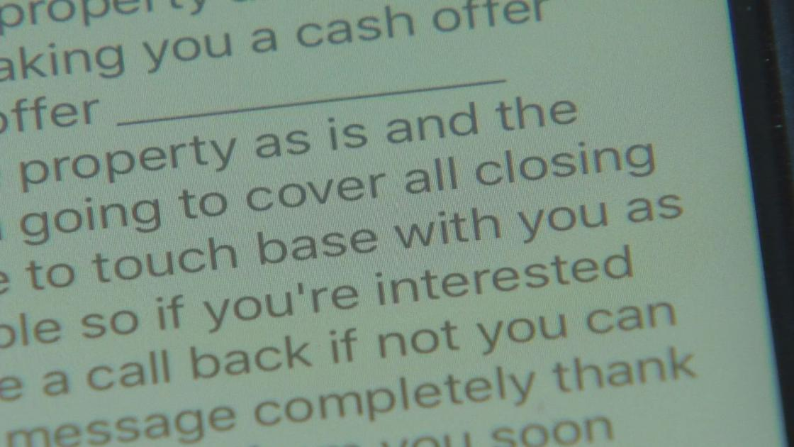 Mesa homeowner fed up with investors calling with a cash offer