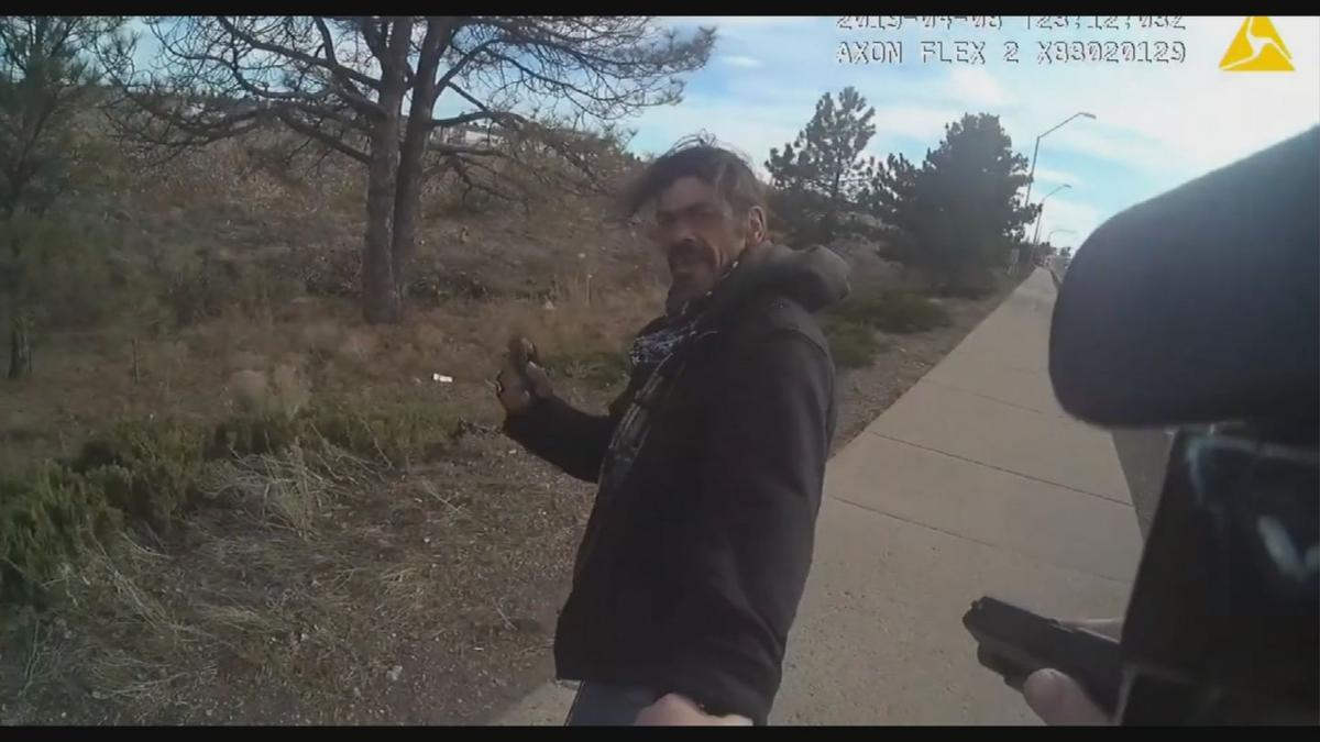 FLAGSTAFF PD OIS BODYCAM 1