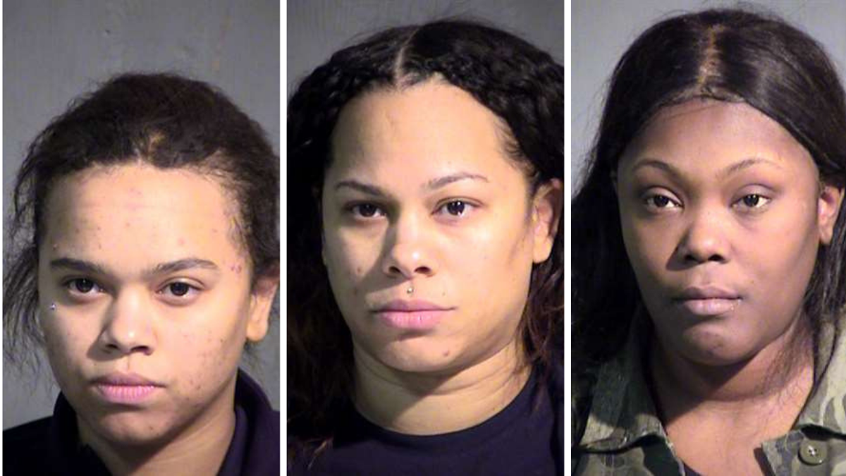 Mugshots of suspects in high dollar liquor thefts