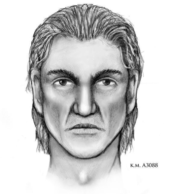Couple's murder: Sketches of 'persons of interest' released
