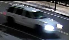 3rd Avenue double shooting suspect vehicle