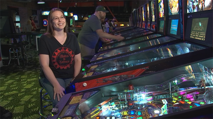 Chandler woman takes her passion for pinball to a competitive level