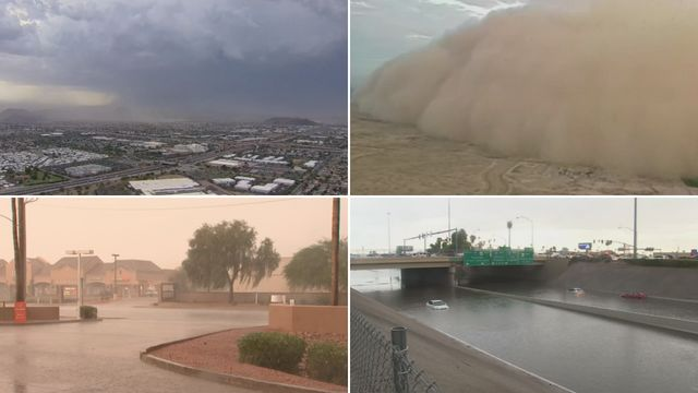 What exactly is an Arizona monsoon?