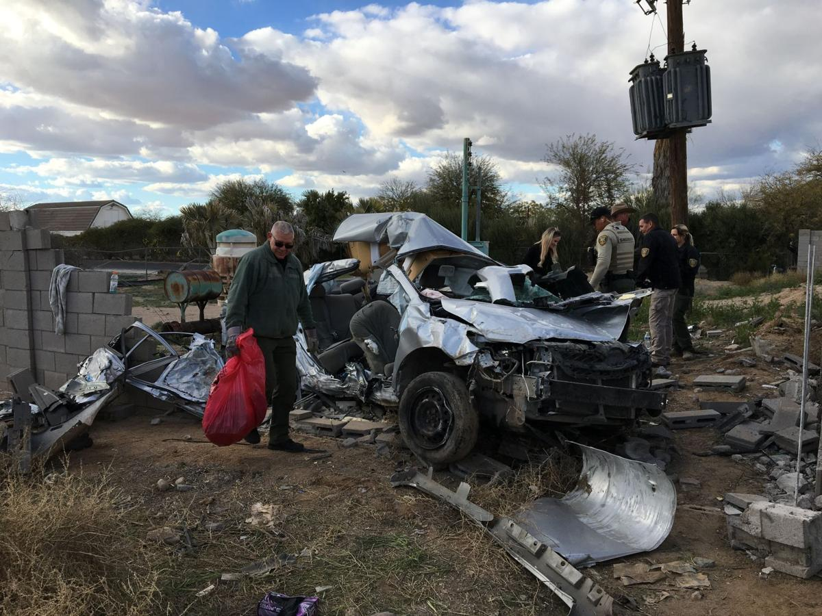 3 teens dead, 1 arrested after San Tan Valley pursuit and crash