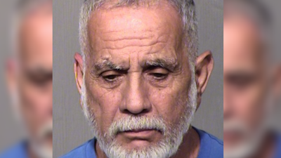 Police say 68-year-old Benjamin Abril faces 25 felony counts of sexual exploitation of a minor