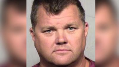 """Police say Edward Swan, 48, of Gilbert, made statements of violence and physical harm,"""" according to the police report."""