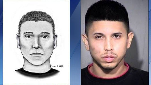 'Person of interest' identified in Phoenix Serial Street Shooter case; DPS denies link to freeway shooter case