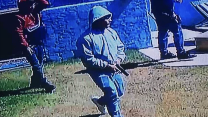 Busting in with guns drawn; police investigate Arcadia break-ins