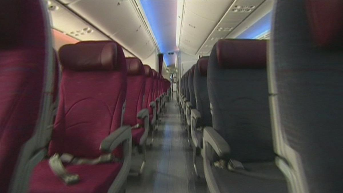 ASU researchers figure out way to limit spread of viruses on commercial airliners