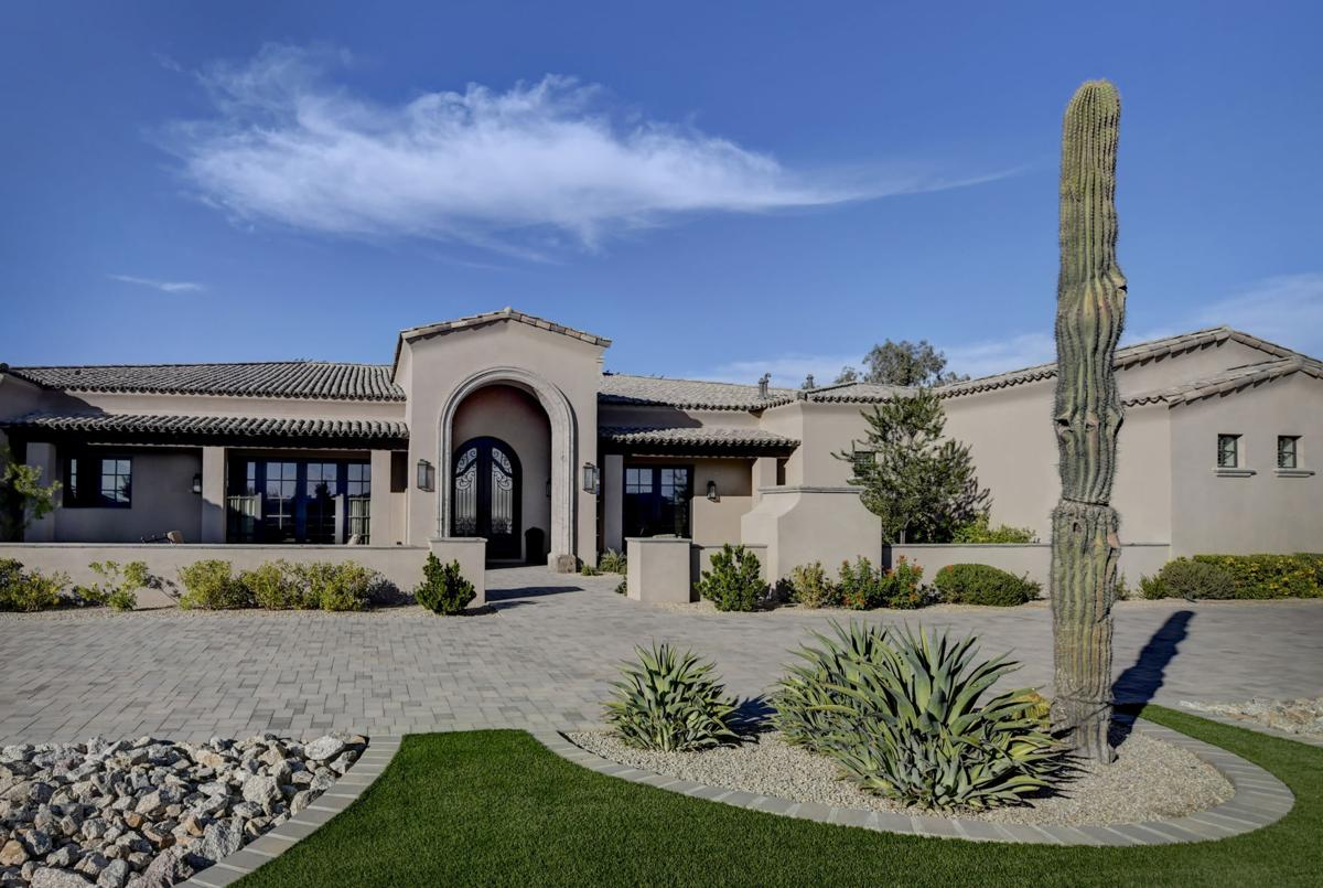 $3.75 million home for sale in Paradise Valley