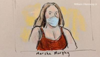One of the 2 Arizonans arrested in D.C. was Marsha Murphy (Courtesy William J. Hennessy, Jr.)