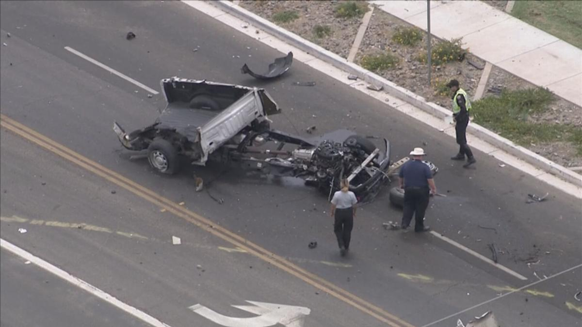 Deadly crash near Avondale Boulevard and Broadway Road