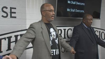 Man who helped make MLK Day an Arizona holiday honored in Phoenix