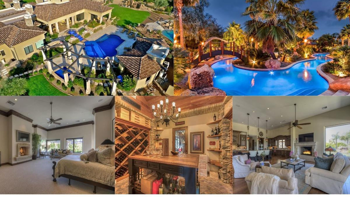 Paradise Valley home sold for $12.9 million