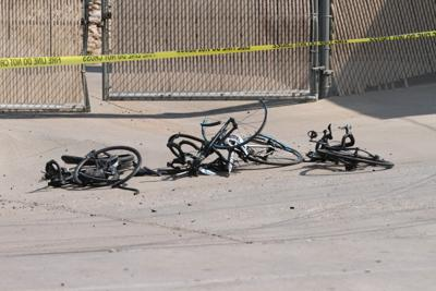 Truck plowed into bicyclists in Show Low
