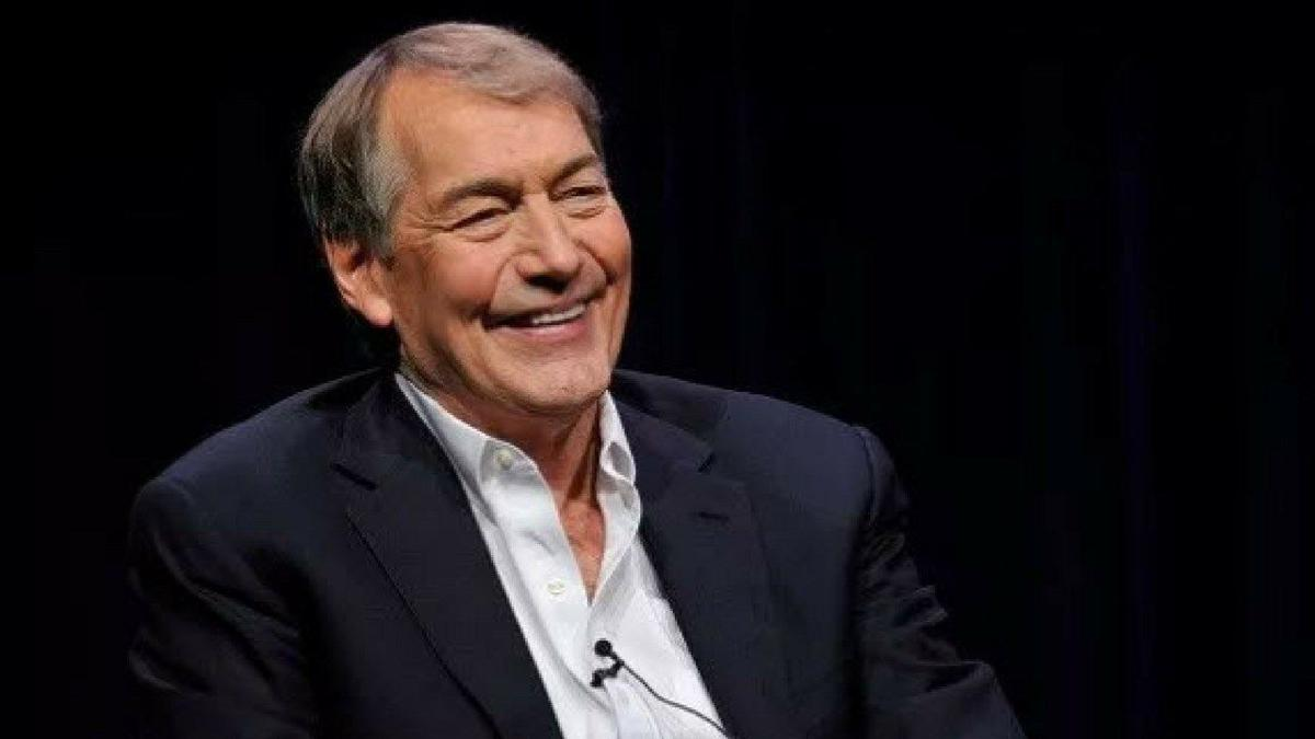 ASU assembles group to look revoking award from newsman Charlie Rose