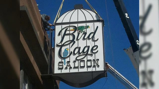 The Bird Cage on Whiskey Row