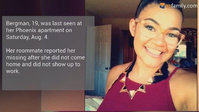 police body found near sr 85 is that of young phoenix woman missing