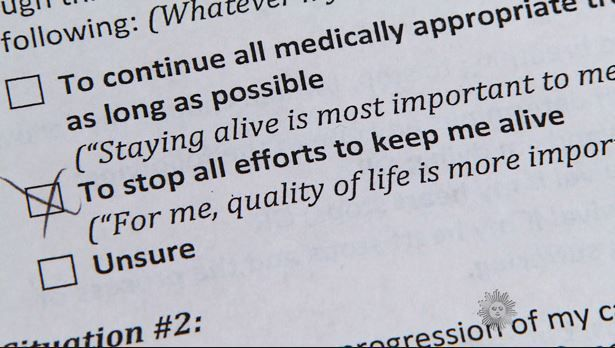 AZ lawmakers working to make it easier for doctors to obey dying wishes