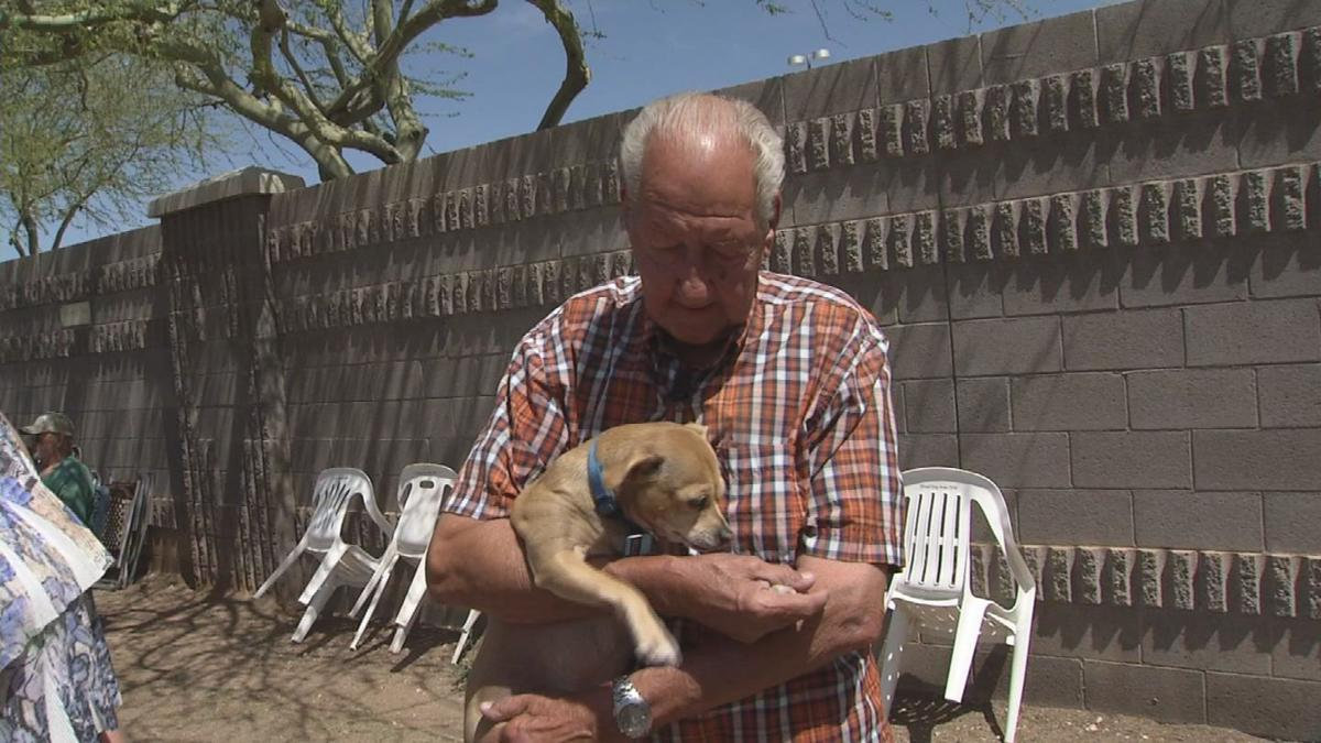 Pay It Forward: Dog park caretaker