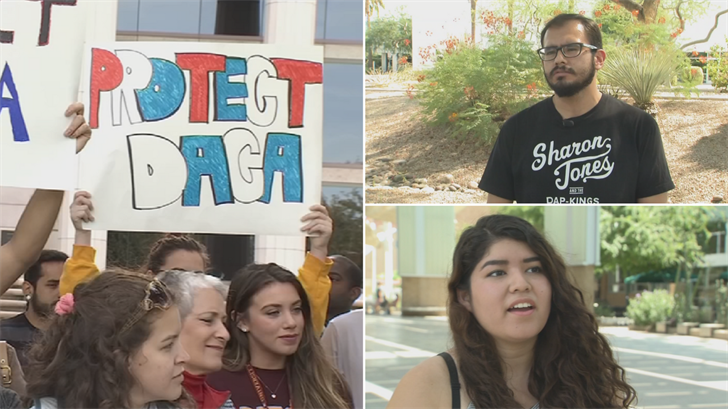 Valley dreamers still holding out hope Trump, Congress will save DACA program