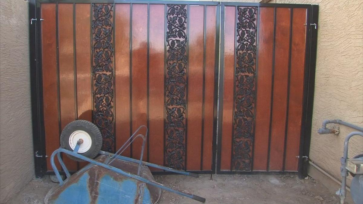 Chandler family says HOA wants them to remove gate it approved 2 years earlier