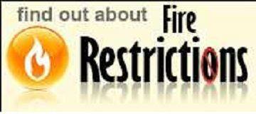 Authorities have lifted fire restrictions around the state