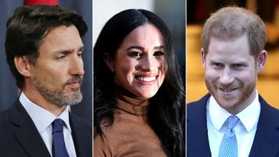 Who will pay for Harry and Meghan's security? Canada says discussions are underway