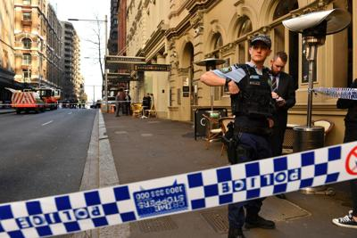 One woman dead, one injured in knife attack in Sydney's city center