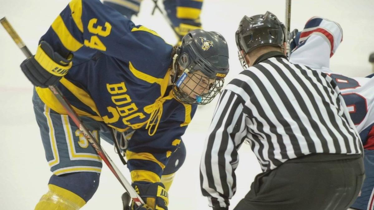 Valley hockey players inspired by NHL star