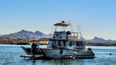 A man appears to have drowned in Lake Havasu