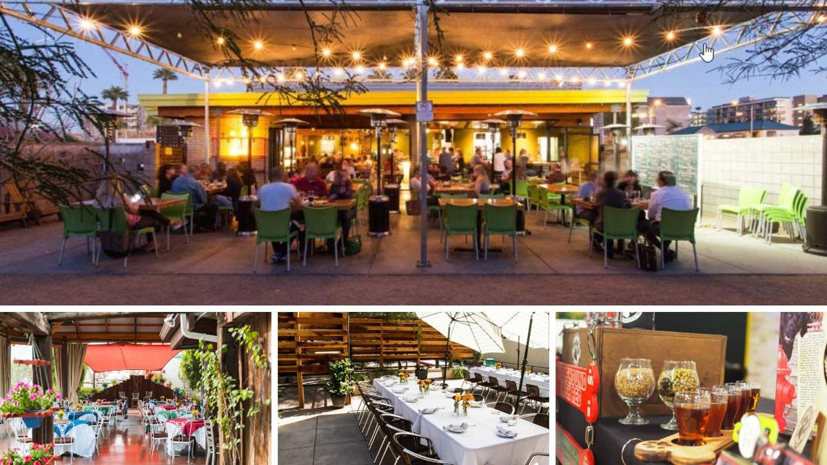 6 dog-friendly patios for happy hour in Phoenix