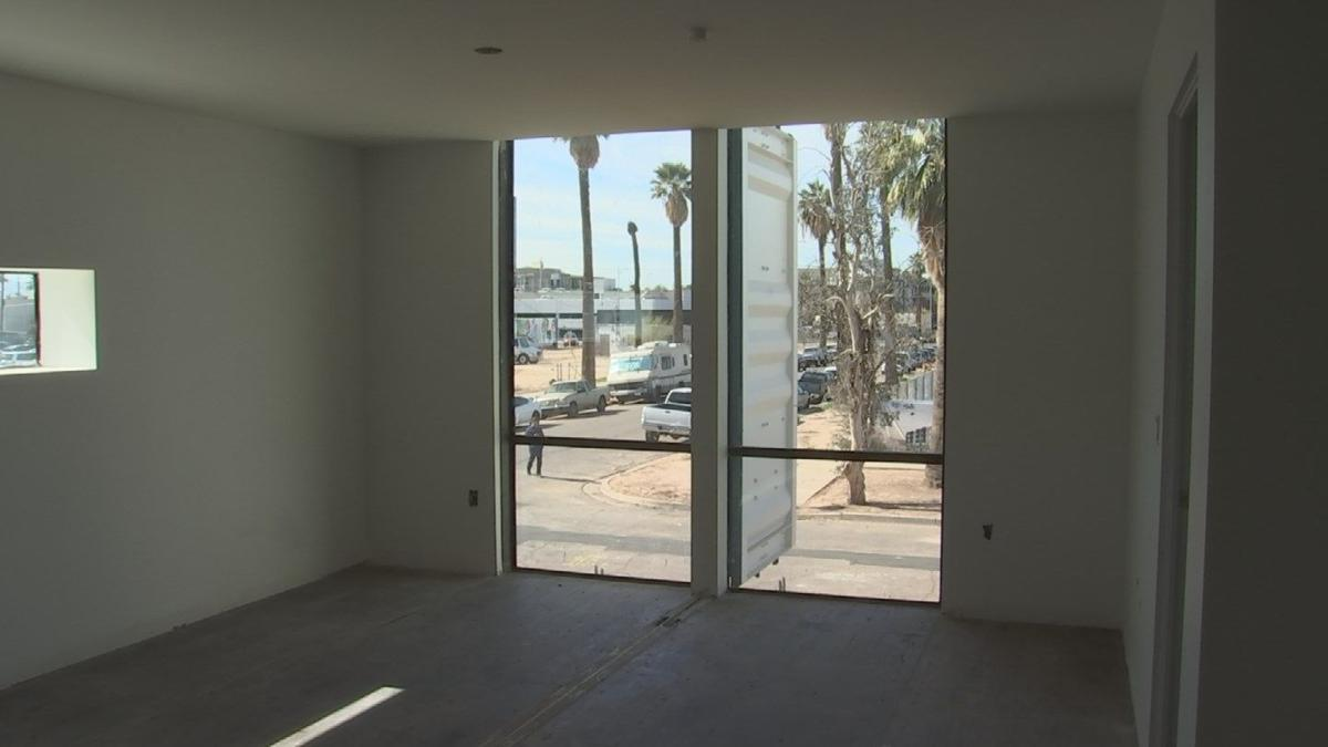 'Train container' living getting more popular in downtown Phoenix