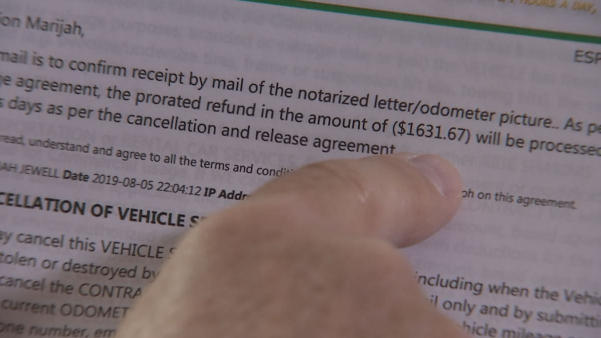 Peoria man gets $1,631 extended warranty refund with help from 3 On Your Side