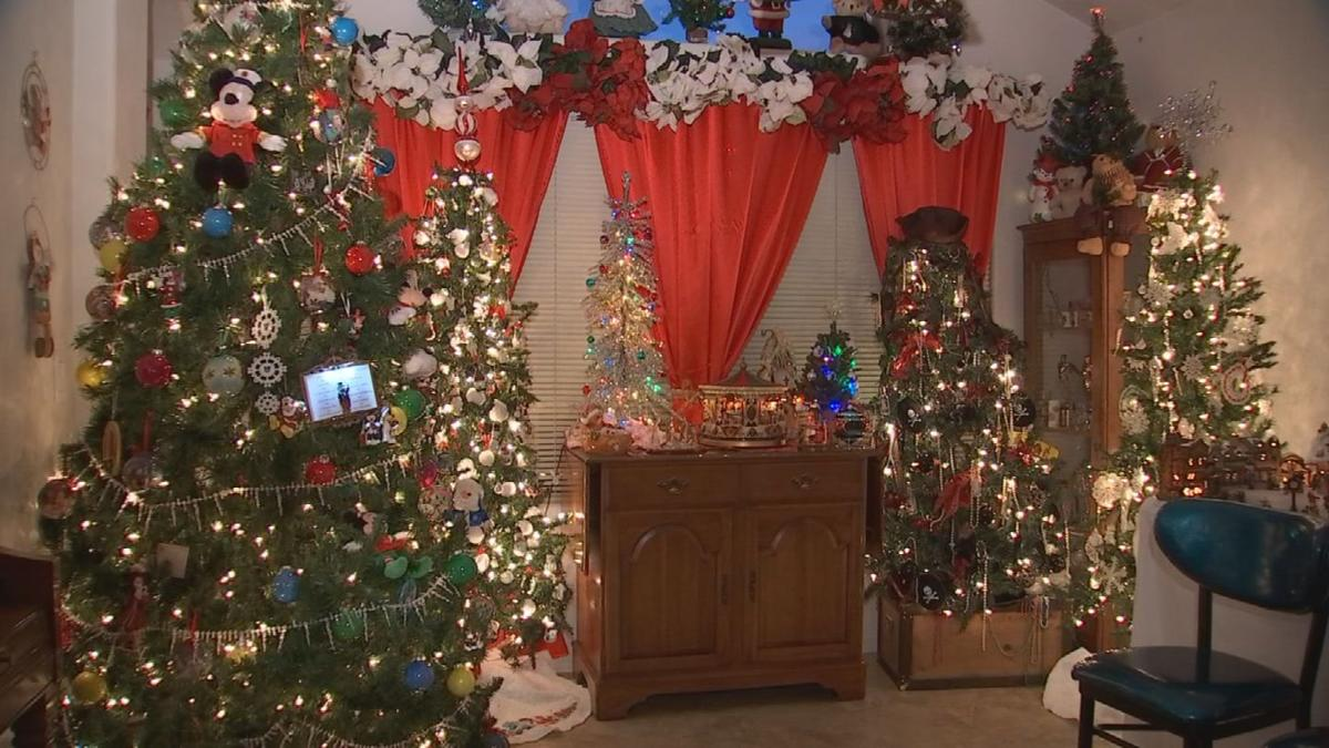 Chandler Woman Decks The Halls Of Her Home With 105