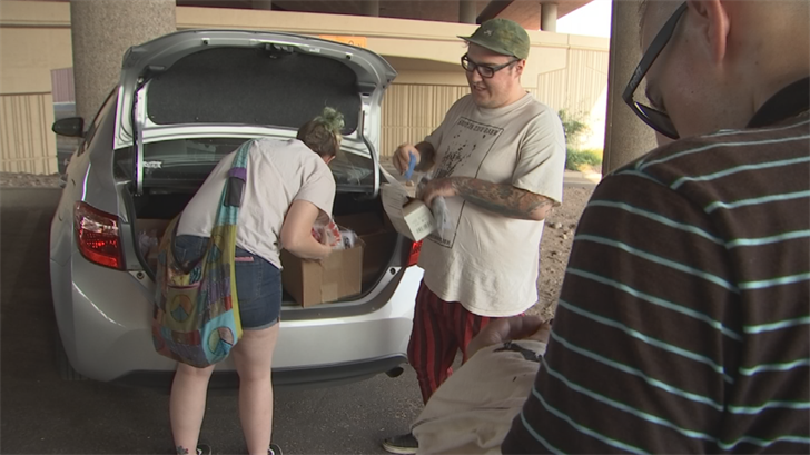 Harm reduction program takes 'Shot in the Dark' to help addicts