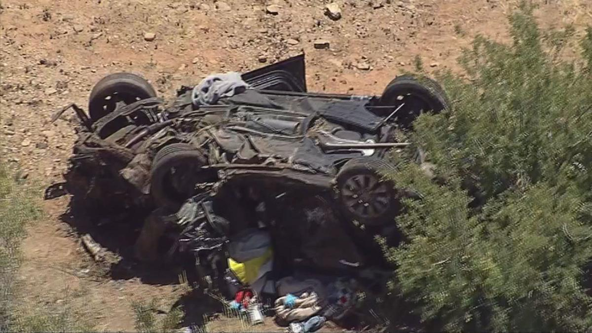 5 killed in wrong-way crash on I-40 west of Kingman | Phoenix